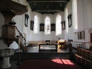 Rouwborden in het koor van de Oude Kerk in Soest