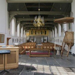 Interieur Oude Kerk Soest 2019