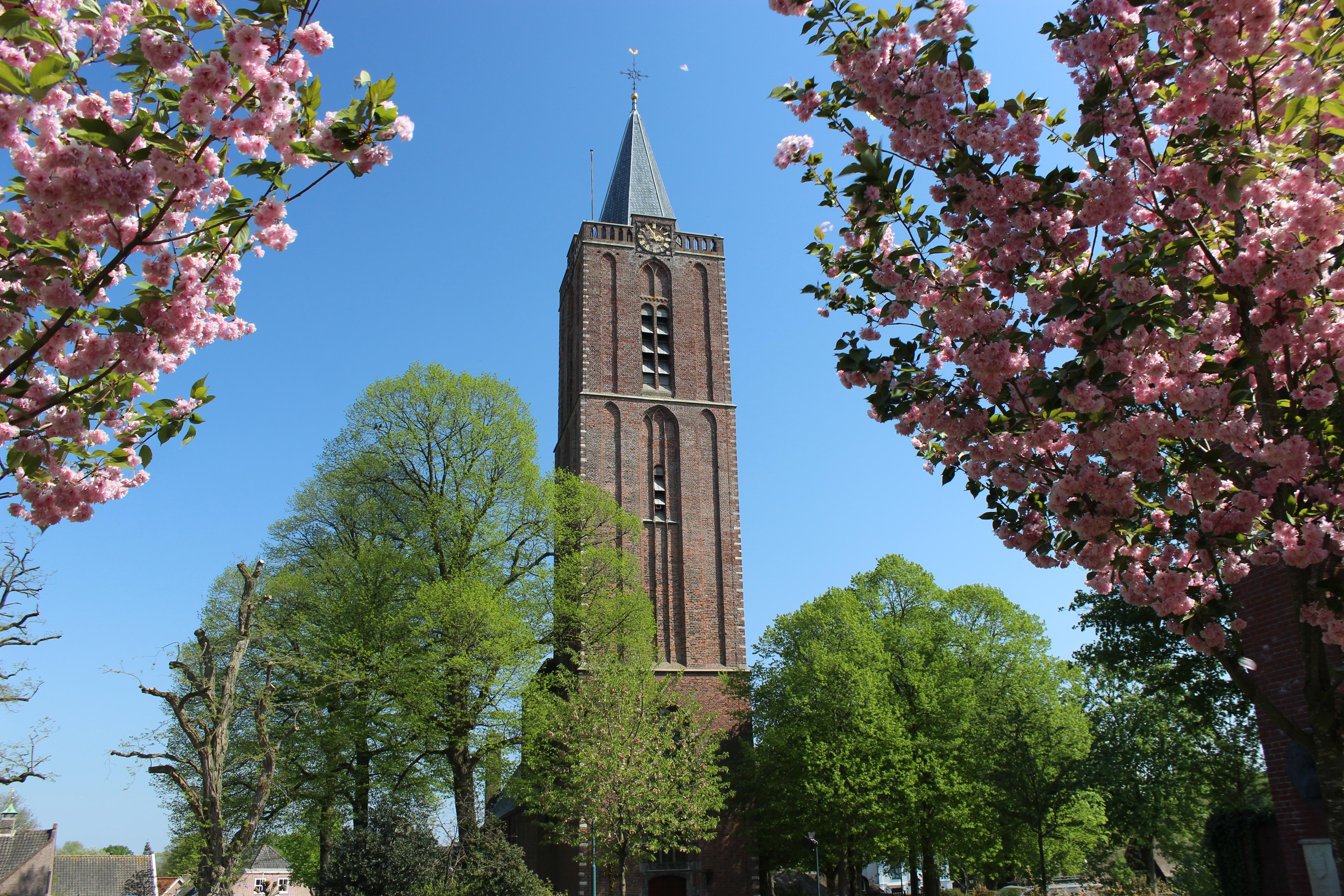 Oude Kerk Soest, lente 2019