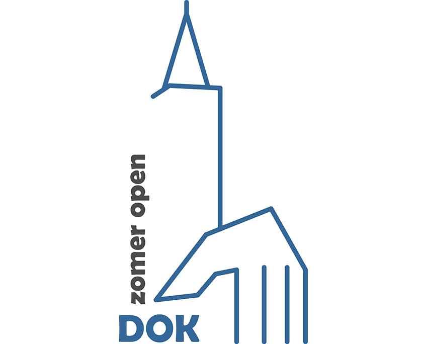 Logo zomer open- Stichting Kerk&Cultuur Oude Kerk Soest