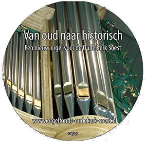 DVD: Restauratie Orgel Oude Kerk Soest