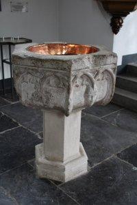 Doopvont Oude Kerk Soest