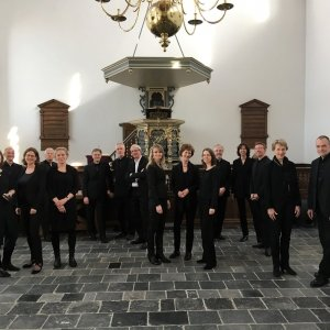 Vocaal Ensemble Multiple Voice 2017 in Loosduinen