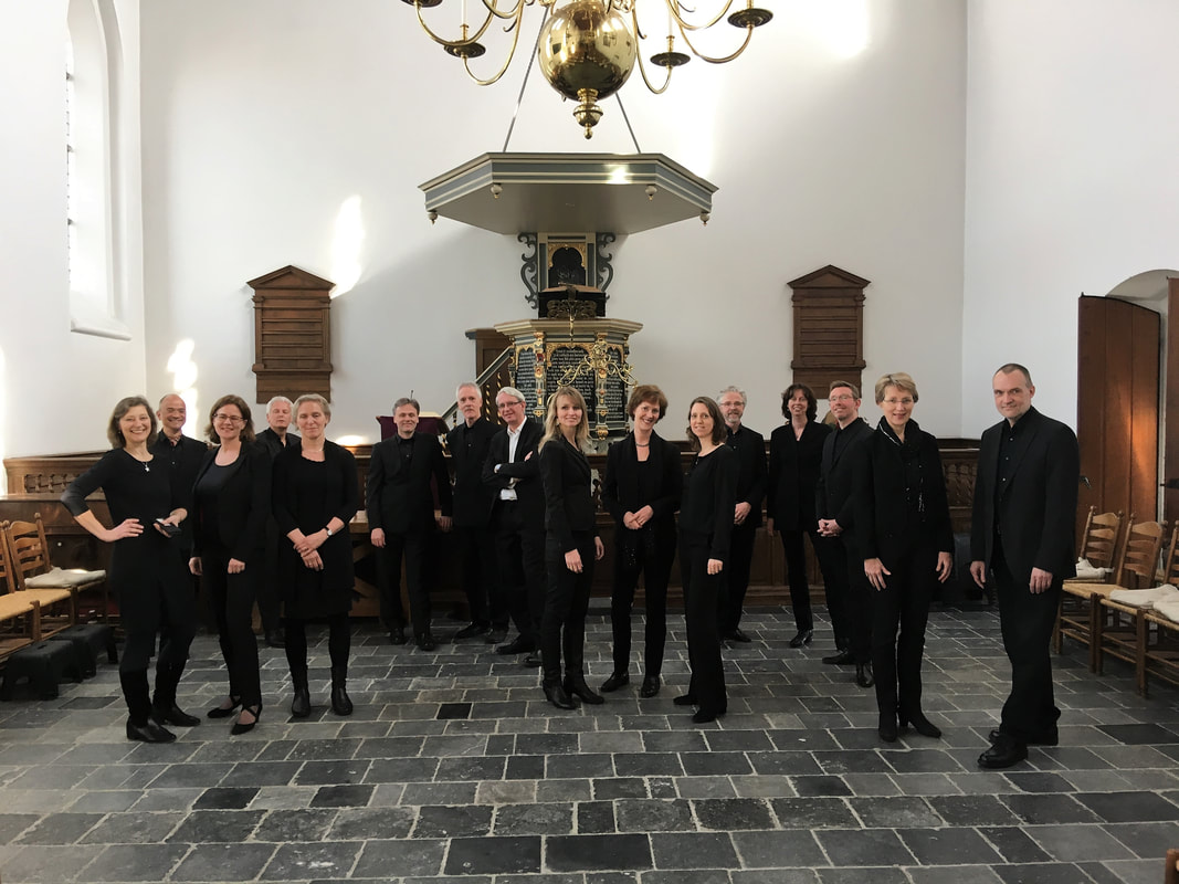 Vocaal Ensemble Multiple Voice 2017 in Loosduinen