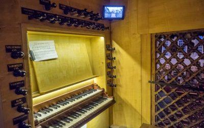 Komende orgelconcerten te volgen via livestream