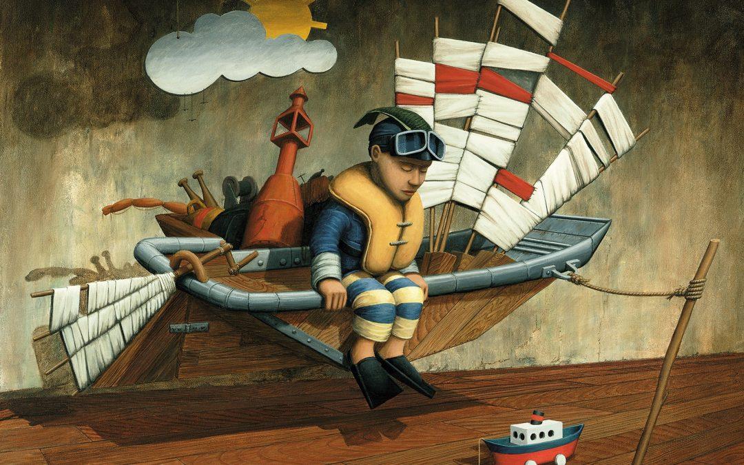 Expositie 25 jaar schilderen – Peter van Oostzanen
