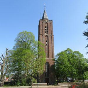 Toren Oude Kerk Soest - verkleind